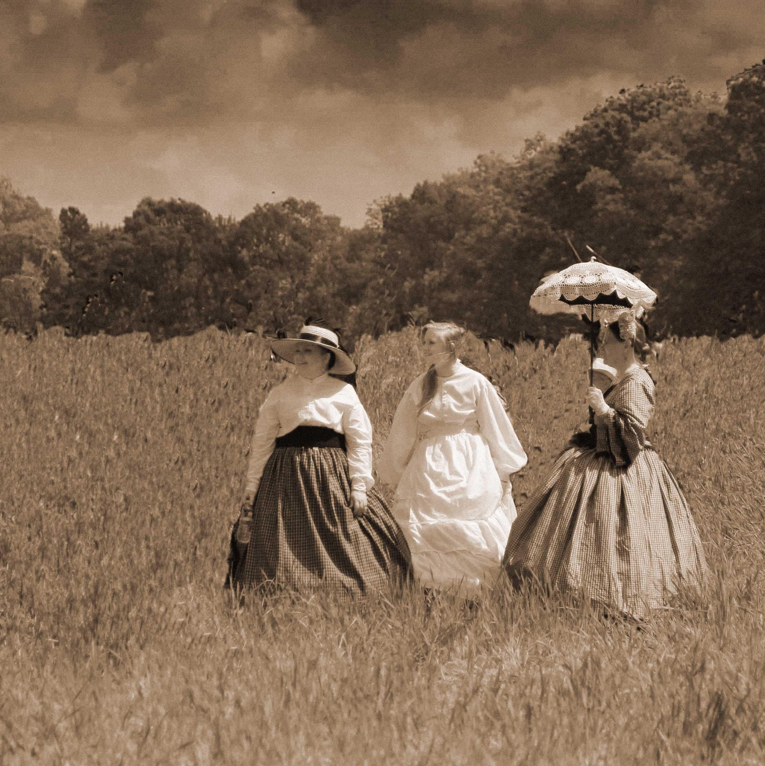 Photo I Took At A Civil War Reenactment