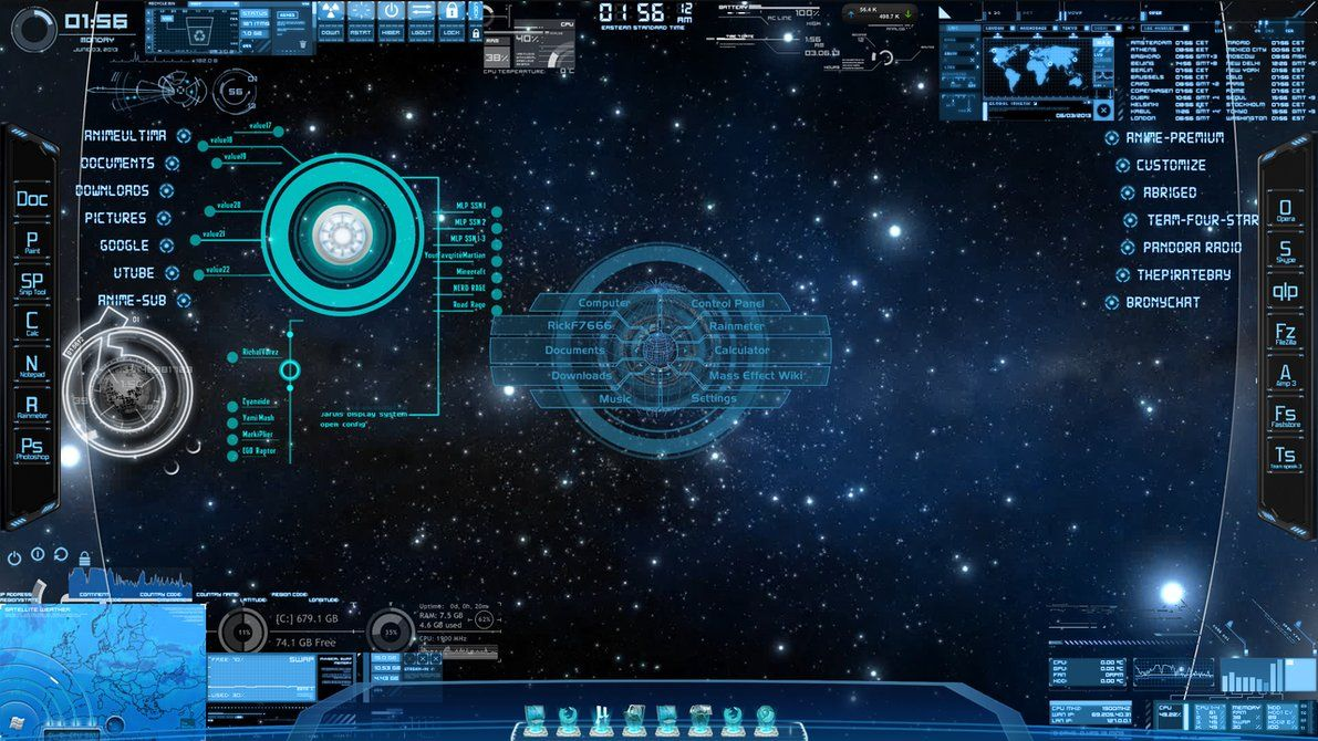 Google themes windows 7 free download - Windows 7 Futuristic Theme June 2013 By These Themes For Windows 7