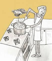 To Cook Up A Storm To Make Prepare A Lot Of Food Idiomatic Expressions Cook Up A Storm Idioms
