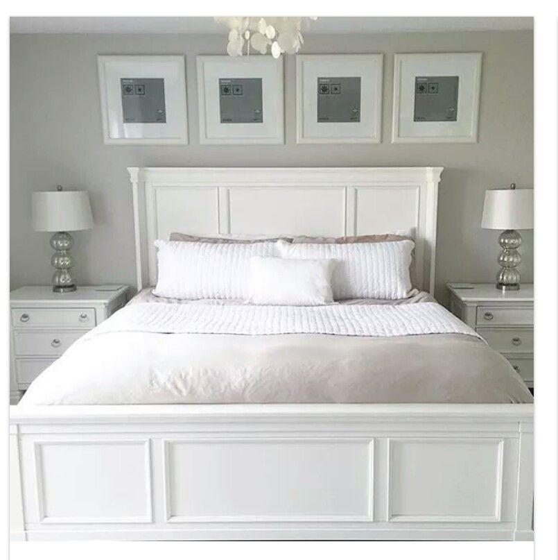 Pin By Lenka Kralova On Decor Ideas White Master Bedroom Small Room Bedroom Small Apartment Room