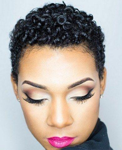 201 Pingl 233 Sur Coiffure Pour Cheveux Naturels