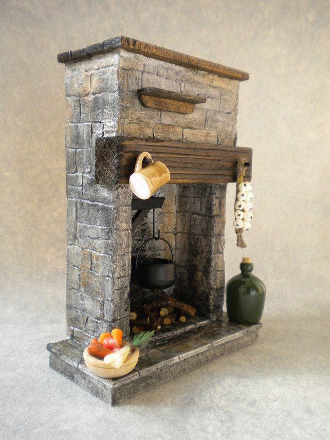 Economic Interior Design Ideas: Stone Kitchen Tudor, Medieval