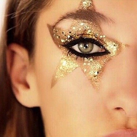 Last minute New Year's Eve make-up, hair and nail tips - Fashion Galleries