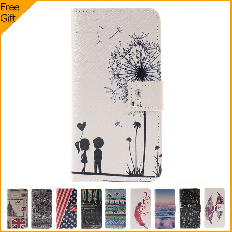Luxury Cartoon Wallet PU Leather Case For Samsung Galaxy A7 2016 A710 SM- A710F Flip Protective Phone Shell Back Cover Skin Bag