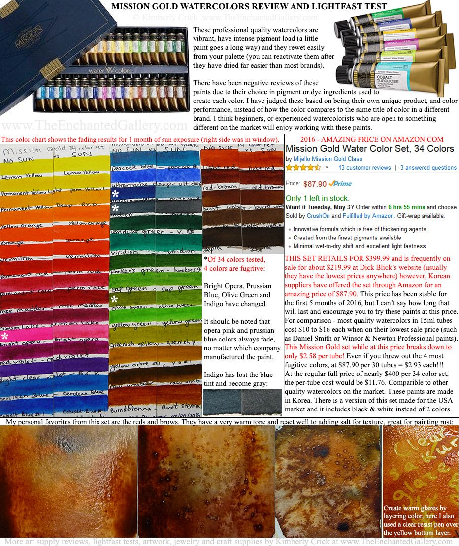 Test Paint Color Online Daniel Smith Watercolor Paint Artist Review Color Chart