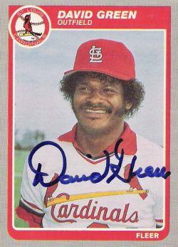 1982 St Louis Cardinals Players