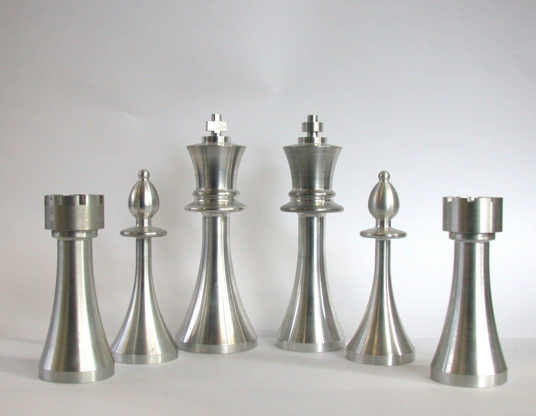 Steel Chess Set 477 Best Chess Pieces Images On Pinterest  Chess Sets Chess