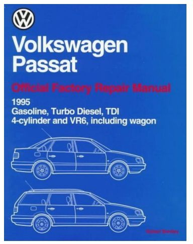 this is the most complete service repair manual for the volkswagen passat-official  factory repair manual wiring diagrams 1995 ever compiled by mankind