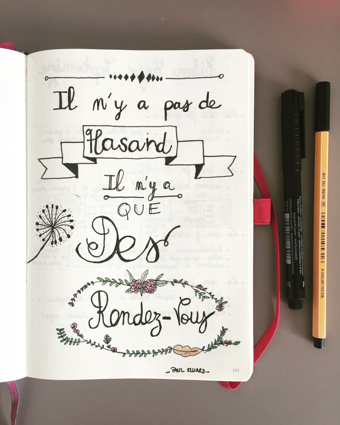 Epingle Par Nor Abramson Sur Bullet Journals