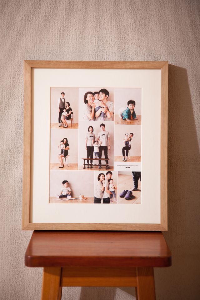 家族写真のスタジオ撮影ファミリー&キッズプラン | Fish Photo世田谷スタジオ