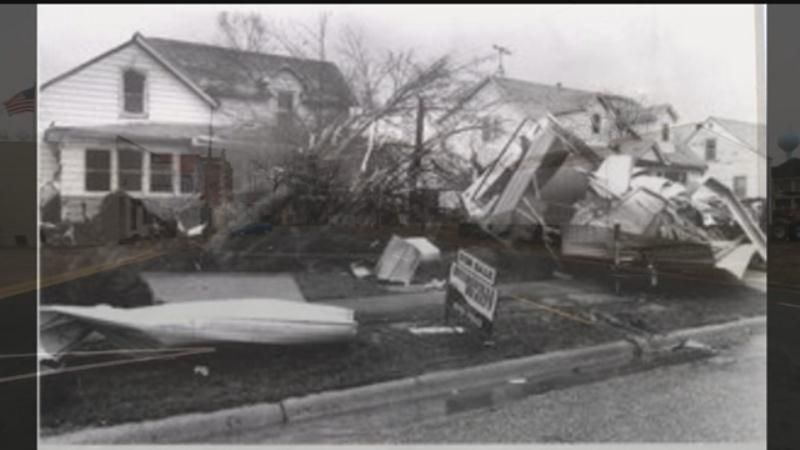 40th Anniversary Of Charles City Tornado May 15 1968 With Images