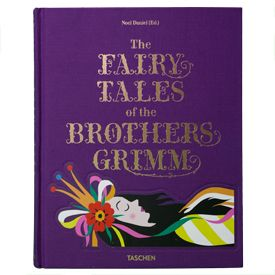 Taschen Brothers Grimm -- Great for new baby and God children gifts