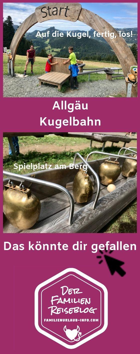 -> KUGELBAHN SÖLLERECK ❤️ Top Allgäu Ausflug & Wanderung!