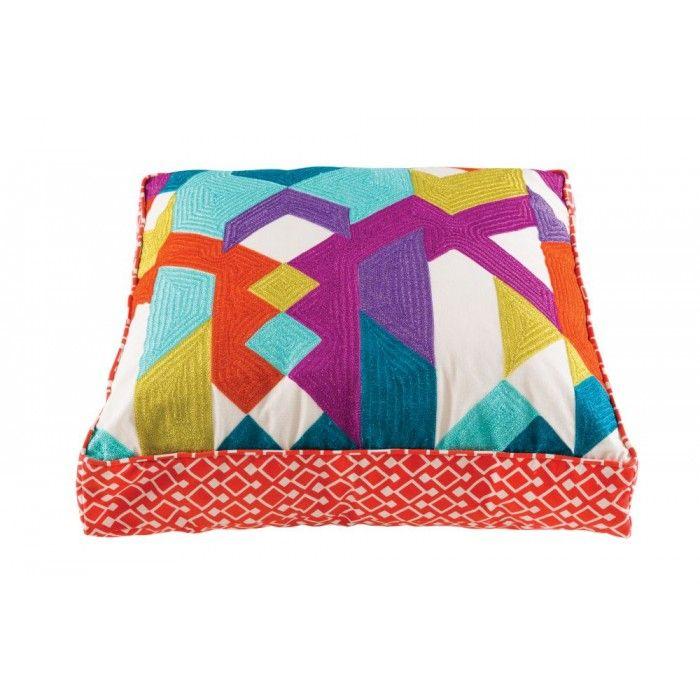 Badita Floor Cushion By Kas Kissenschlacht Kissen Schlacht