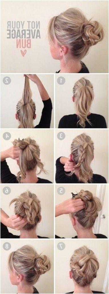 Lassige Haarhochsteckfrisuren Fur Langes Haar Neu Haar Schnitte Casual Hairstyles For Long Hair Casual Updos For Long Hair Long Hair Updo