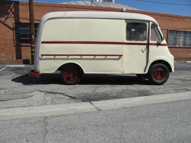 1954 International Harvester Metro Van Bread Milk Truck International Harvester Van Trucks For Sale