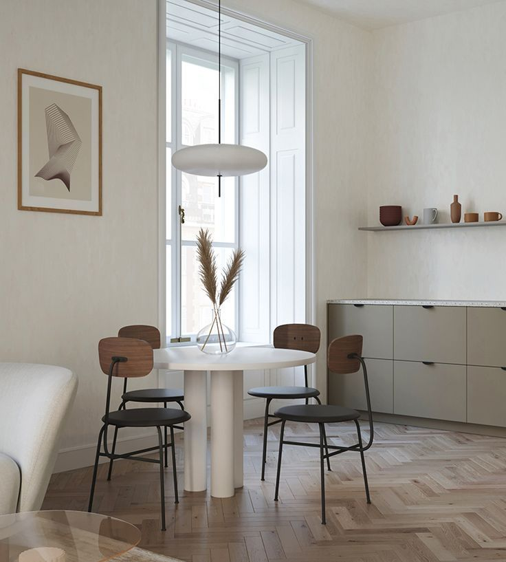 Photo of Sophisticated scandinavian apartment in Budapest