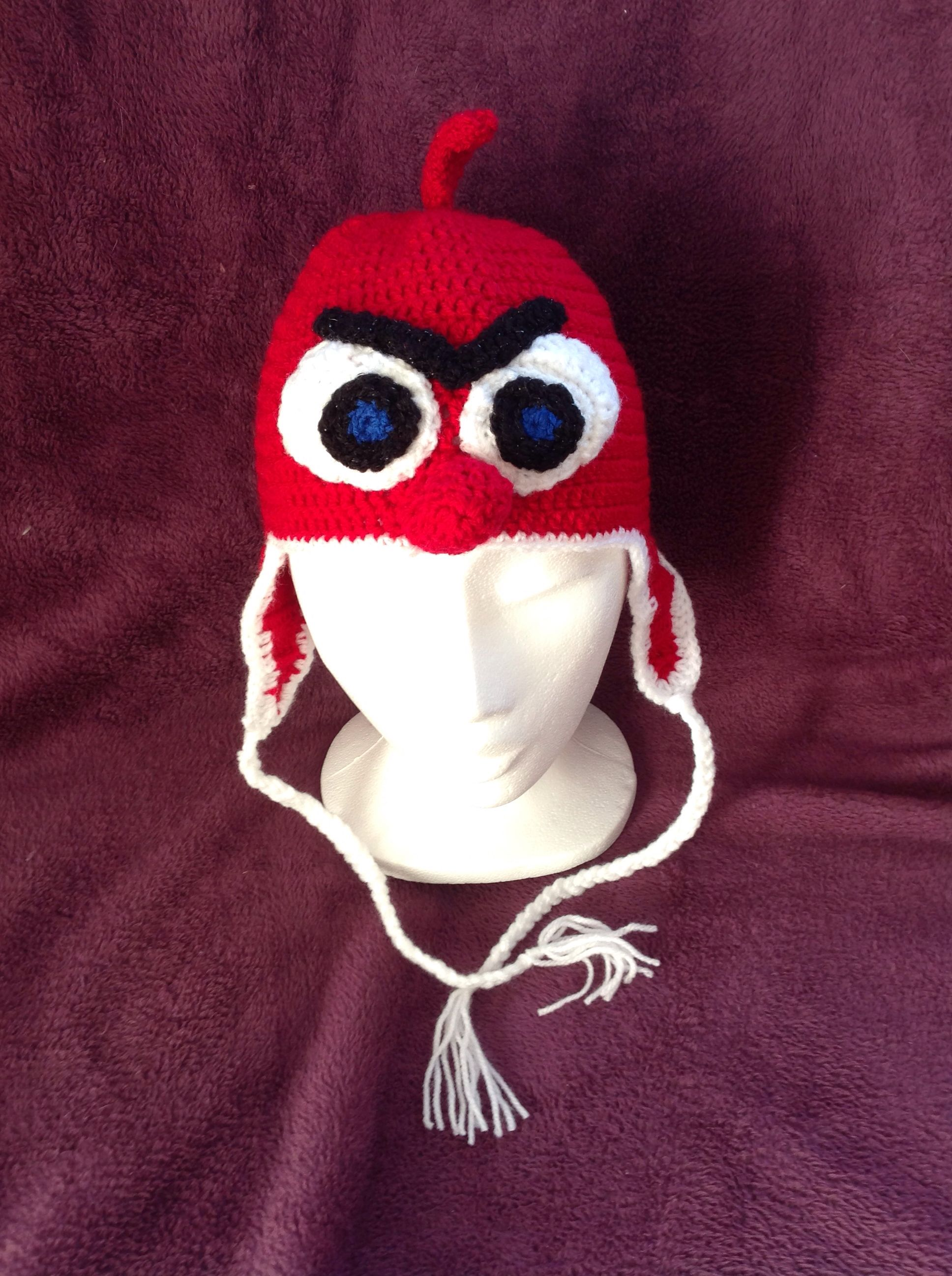 Angry bird or lfc mascot crochet cupboard pinterest