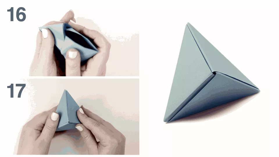 Photo of Erfahren Sie, wie man eine Origami Fox Box macht!
