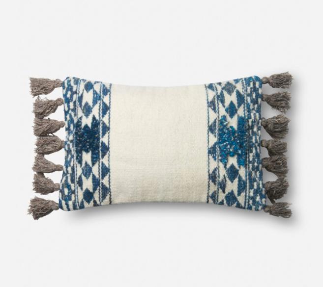 P0617 Pillow by Loloi | Throw pillows