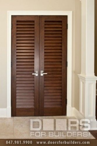 Louvered Interior Custom Interior Doors Double Doors Interior