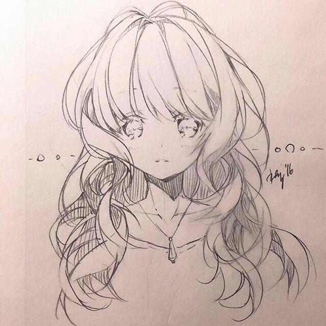 Ich glaube ich muss weinen · anime girl drawingsanime