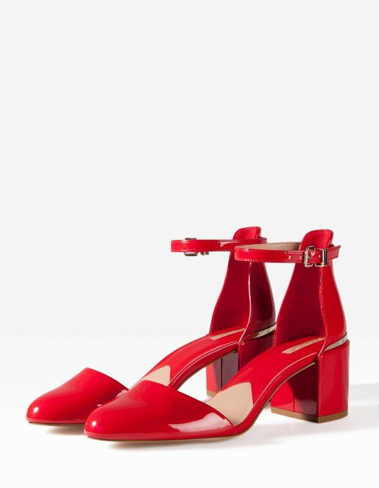 To Shop Court Mid Shoes Zapatos Heel Stradivarius Pinterest wxnzUgFF