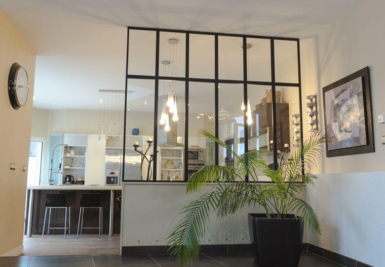 Cuisine italienne - un nouveau concept store  La Maison des Archis - Amenagement Cuisine En U