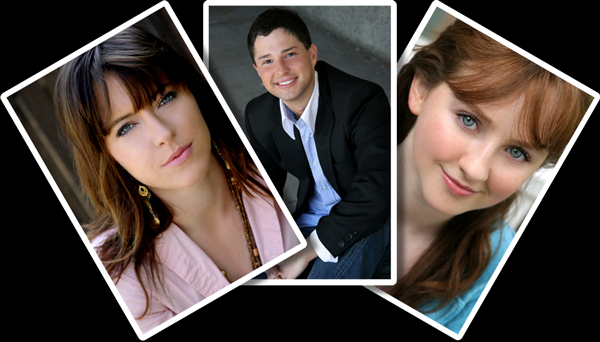 Headshots for acting. Need new ones sometime.... The Works