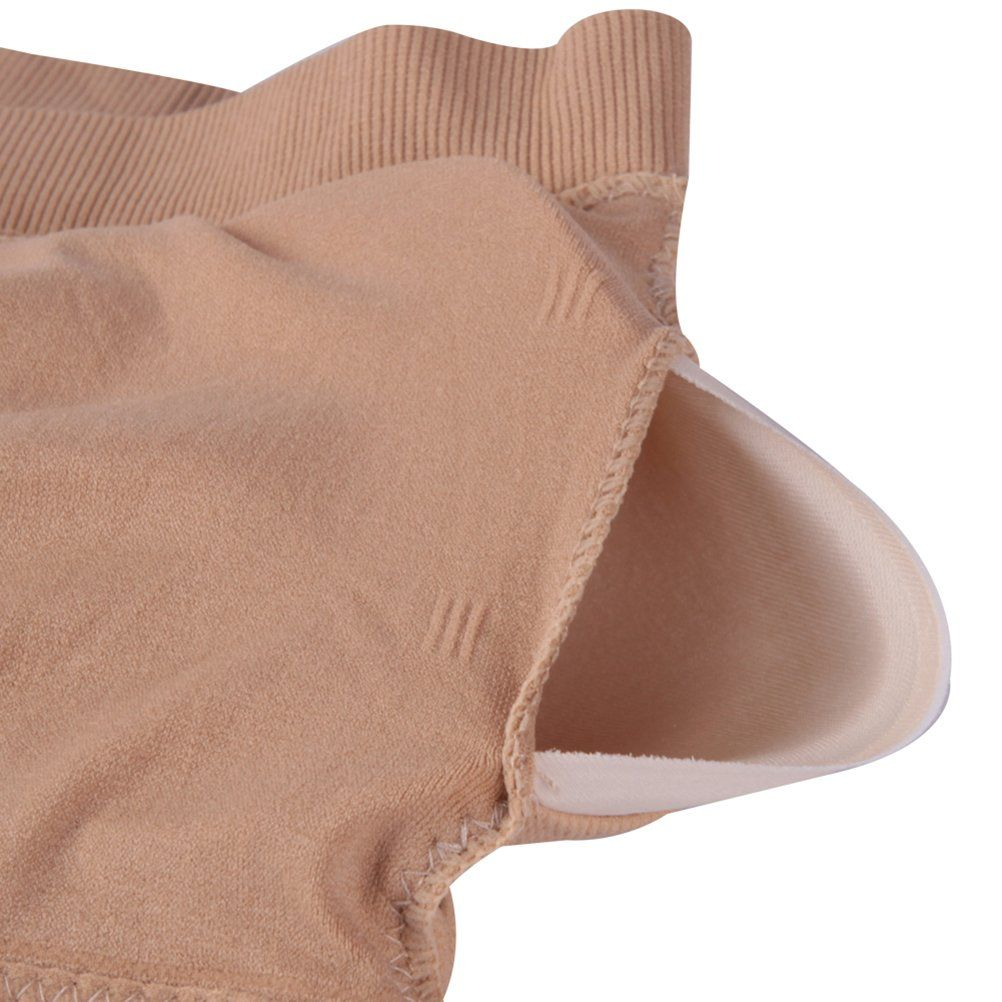 c598d218778 Maternity Fashion - PUREMSX Fashion Tube Top Gathering Padded Lightweight  Basic Invisible Exercises Nursing Bra Bandeau for Women Strapless Sports  BraBeige ...