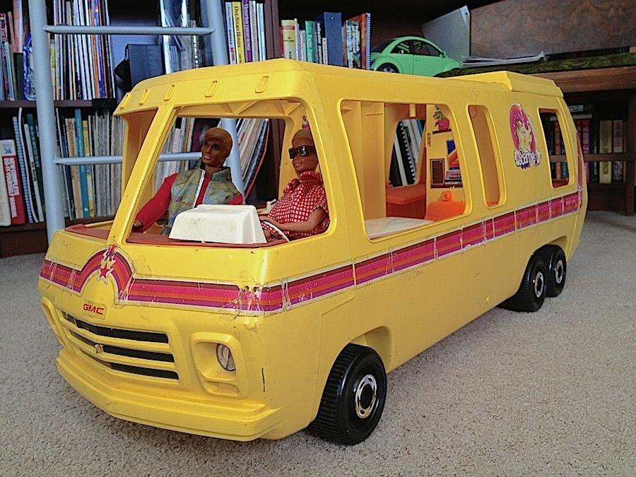 Barbie and Ken love their GMC Eleganza II from Starling ...