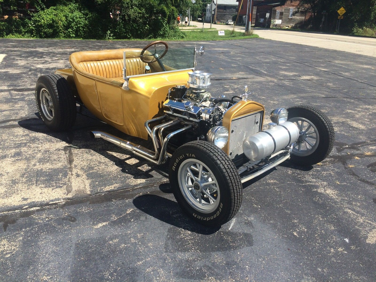 1924 Ford Model T Bucket Roadster Hot Rod | Hot rods for sale ...