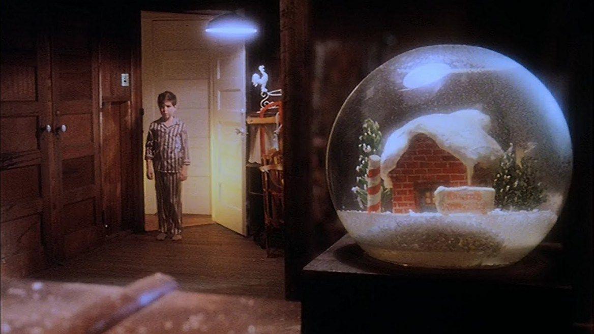Christmas Evil (1980) Jeffrey demunn, Scary movies, Horror