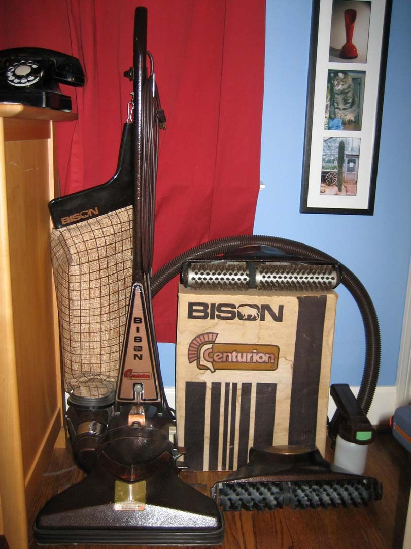 Bison Vac Vaccum Vaccum Cleaner Vacuums