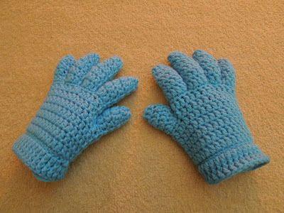 Happy Berry Crochet: Crochet Finger and Fingerless/Half ...