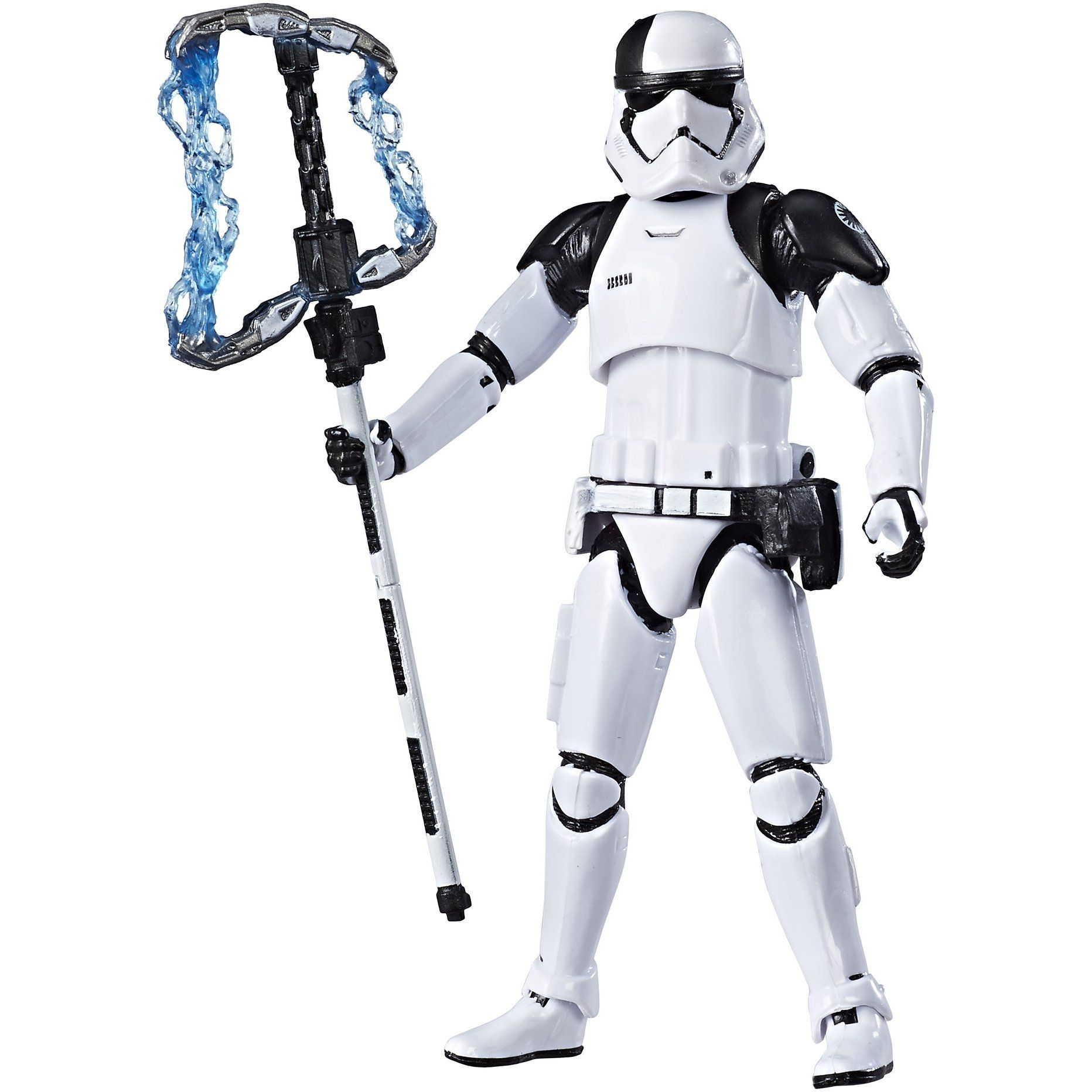 "Lot of 5 Star Wars Last Jedi First Order Stormtrooper Executioner 3.75/"" Figure"