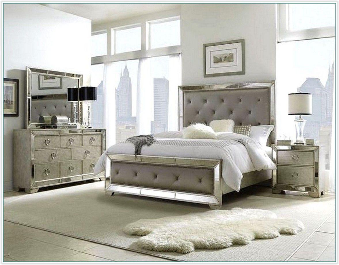Elegante Schöne König Schlafzimmer Sets Schlafzimmer