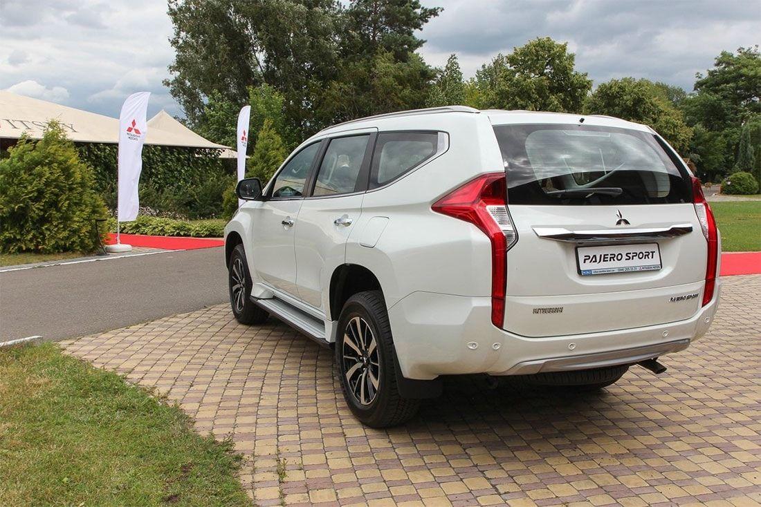 Nova Mitsubishi Pajero Esporte 2019 início das vendas