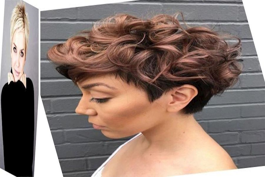Curly Hairstyles Hairstyle Generator Different Short Hair Styles In 2020 Haircuts For Curly Hair Short Wavy Hair Short Curly Haircuts