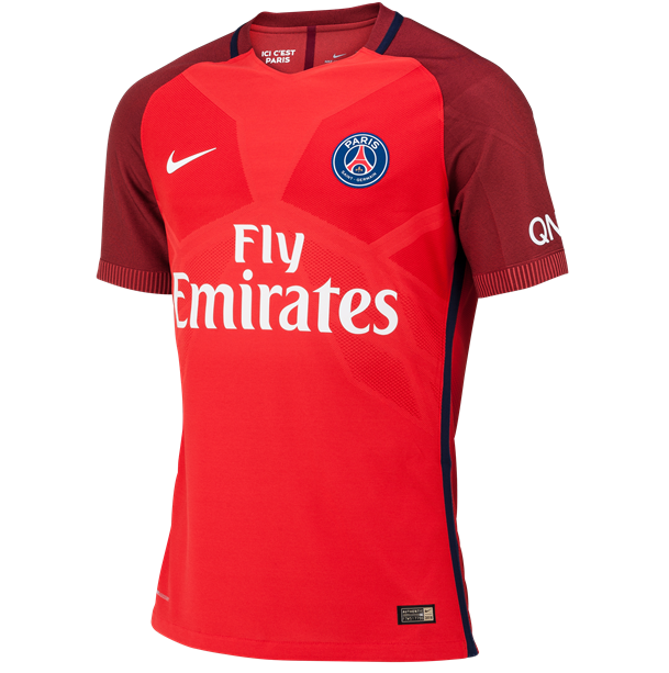 Dicover in EXCLUSIVITY the Paris Saint-Germain away jersey 16/17