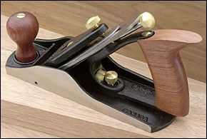 Veritas® #4-1/2 Smoothing Plane - Woodworking- With a PMV11 blade... Booyah!!