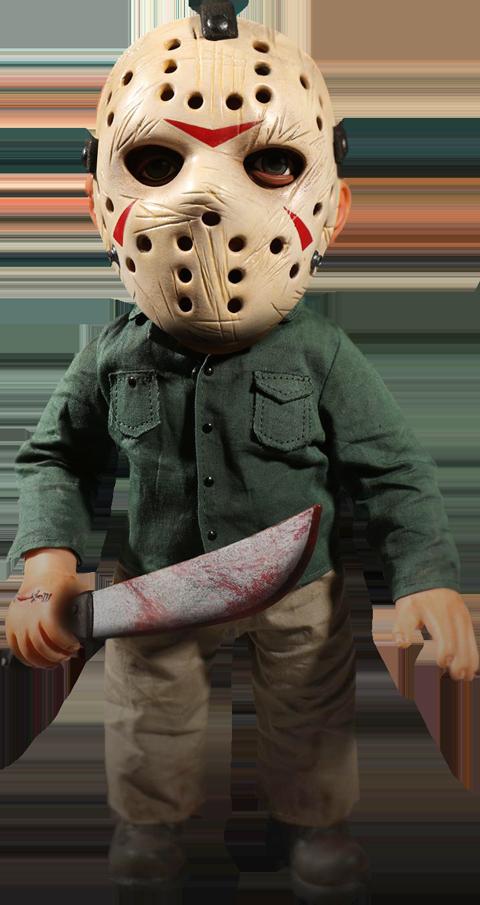 Friday The 13th Mega Jason With Sound Collectible Figure By Sideshow Collectibles Friday The 13th Living Dead Dolls Creepy Dolls