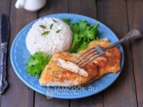 Куриное филе в сметанном кляре — рецепт с фото Сочные ...