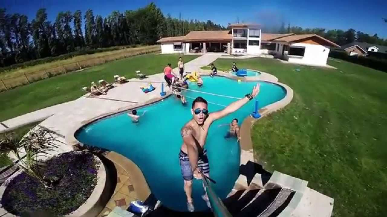 Chile Trip Vacation GoPro 3+ HD!!(Short Version)