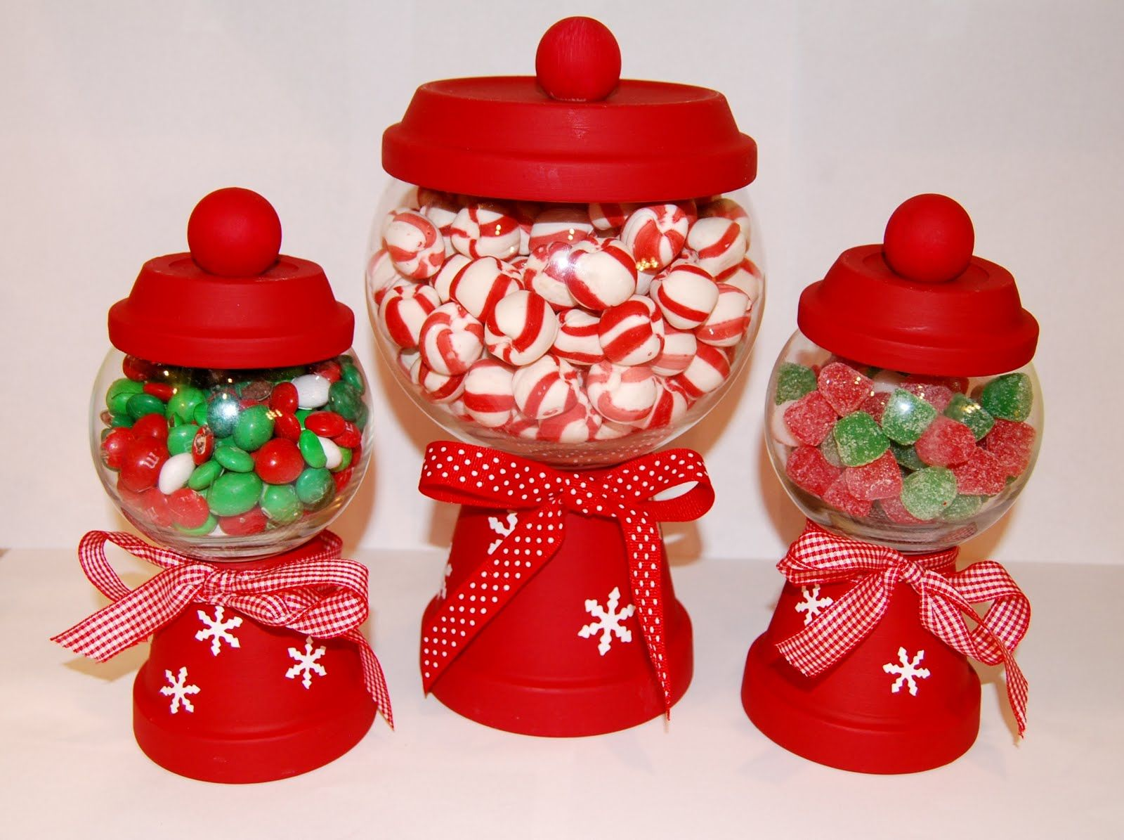 Craft containers with lids - Find This Pin And More On Christmas Craft Ideas