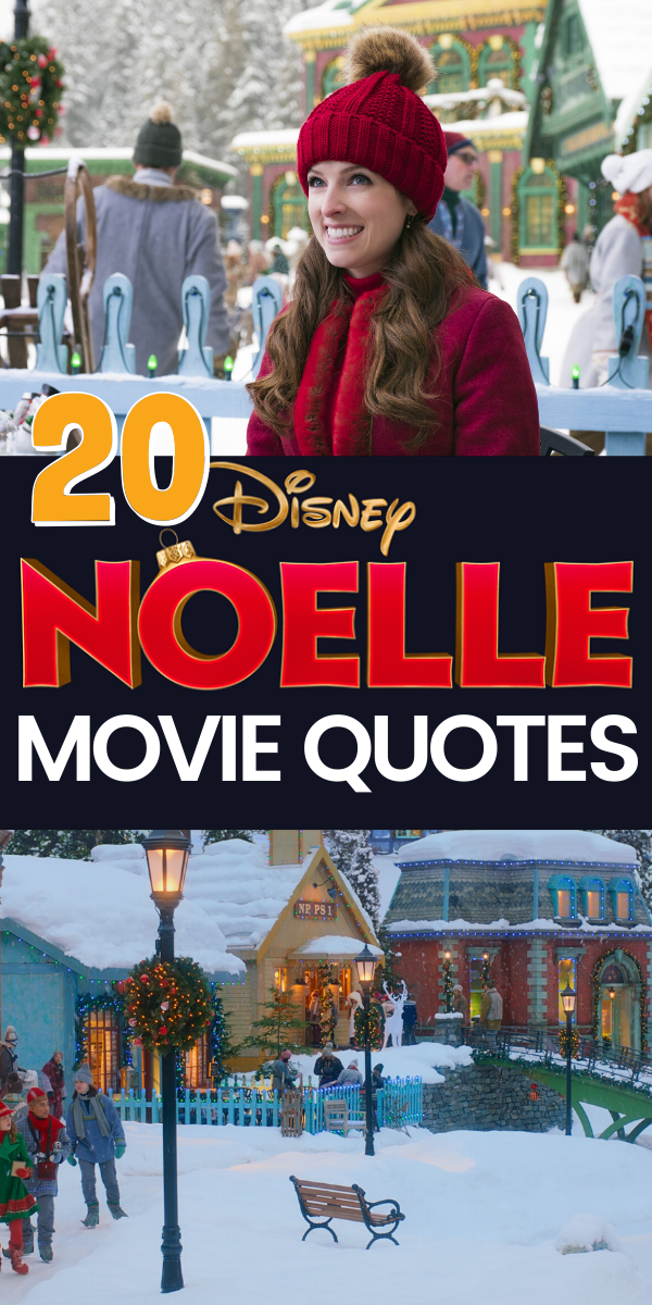 This Christmas Disney Movie Will Have You Laughing And Crying The Entire Time You Will Love These Noelle Movie Quote Disney Movies Movie Quotes Quotes Disney