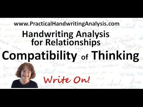 Handwriting Analysis for Relationships