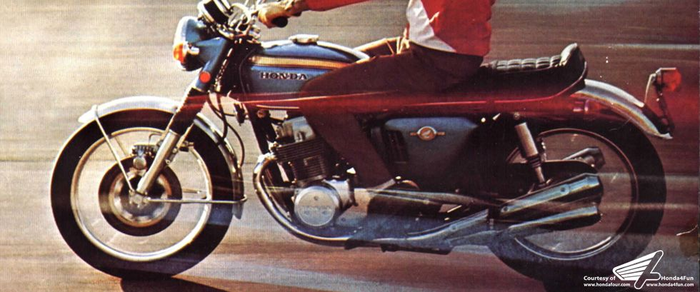 Parts And Accessories For Vintage Honda Motorcycles From The U0026