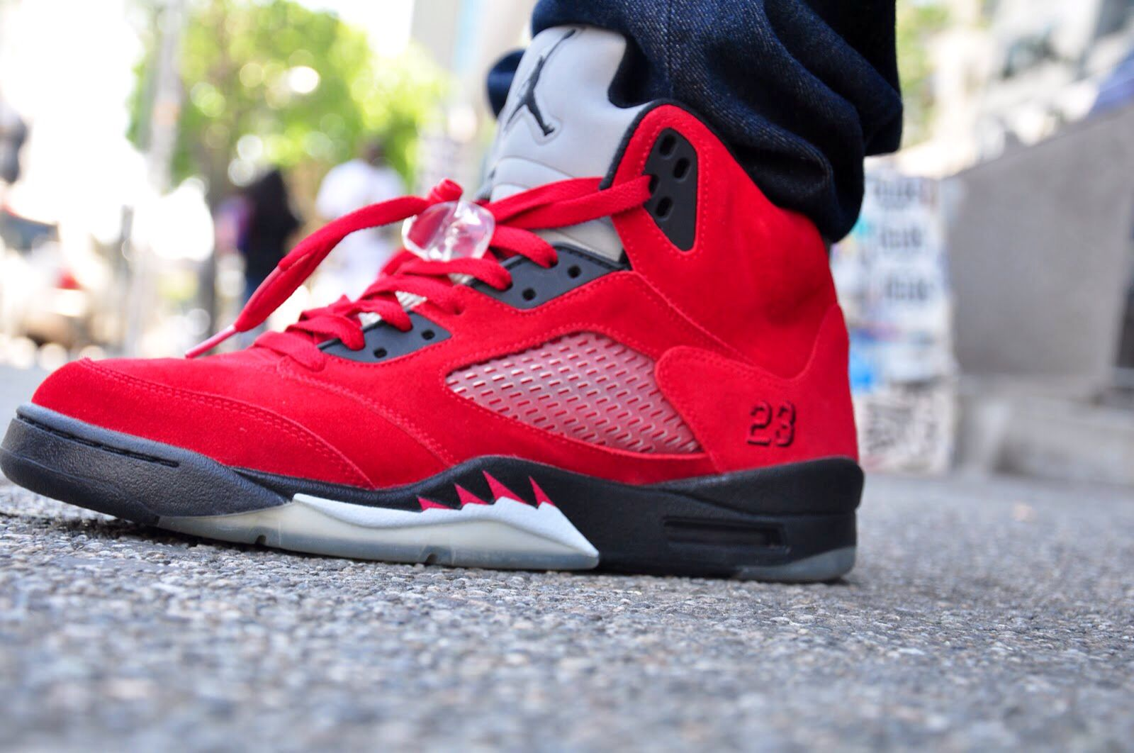 pretty nice f7d96 02466 ... discount code for raging bull jordan 5s 9fdef 0f151