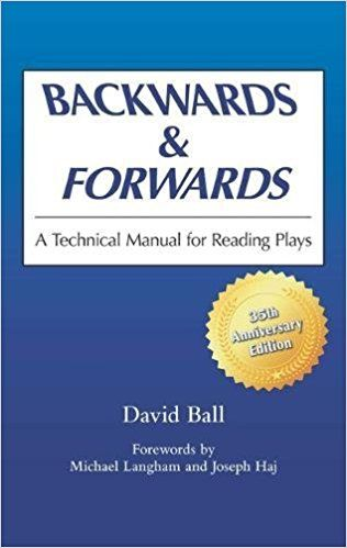 Backwards \ Forwards A Technical Manual for Reading Plays David - technical manual template